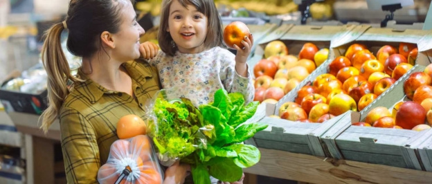 How to Teach Your Kids About the Importance of Organic