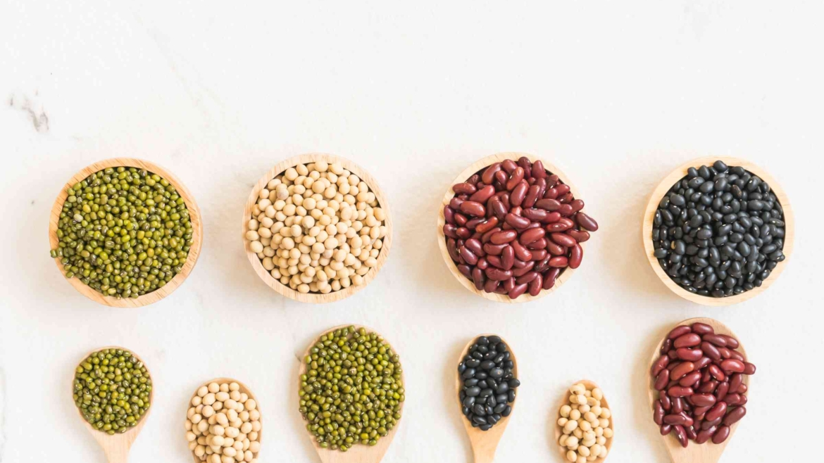 Pulses / Legumes and Dals